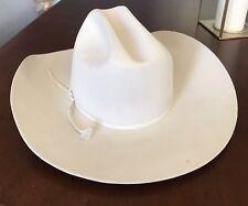 87e363e9d5c Stetson Cattleman Cowboy Hat size 7 R Oval - Bone Color (74) - XX