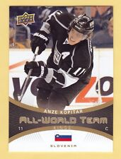 """2010-11 UPPER DECK """"ALL-WORLD TEAM"""" - U-PICK TO COMPLETE YOUR SET"""