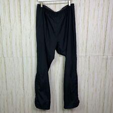 Dryjoys By Footjoy Mens Rain Pants Waterproof Golf Size Xl