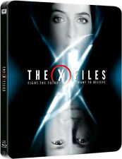 The X Files Movies Fight the Future I Want to Believe Limited Edition Steelbook