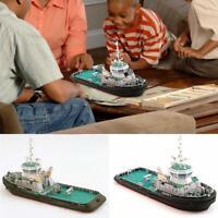 1:100 3D Cube Paper Mold Polish Centaur II Tugboat Paper Craft DIY Handcraft Kit