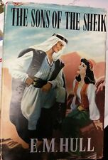 The Song of the Sheik by E M Hull 1952 hardback reprint