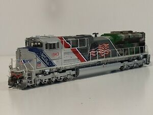 Athearn genesis HO Union Pacific SD70ACE Spirit of the UP  #1943 DCC & SOUND