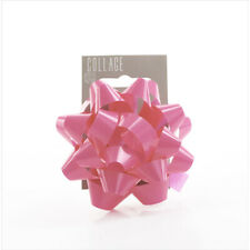 Gift Wrap Bow Individual Pink Wrapping Bows Collage Gift Dressings