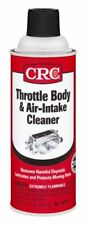 Throttle Body and Air-Intake Cleaner 12oz Can     CRC #05078