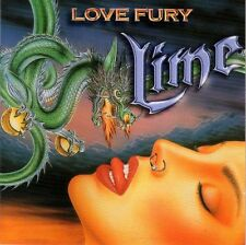 Lime ‎– Love Fury    New cd  Canada Import