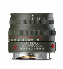 "Leica SUMMICRON-M 50mm 50 mm 2,0 2.0 Edition ""Safari"" 11824"