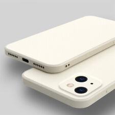 2021 Straight Edge Soft Tpu Phone Case Cover for Iphone 13 /Pro/ Pro Max/Mini