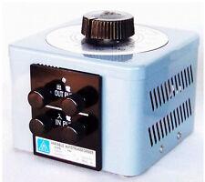 Variac Variable Transformer 220V 0-260 V Single Phase 0.85A 0.22KVA