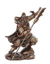 Big Knife Guan Gong Guan Yu Yunchang Chinese Han Dynasty Figurine Statue