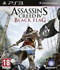 Assassin's Creed IV Black Flag PS3 Sony PlayStation 3 Brand New Factroy Sealed