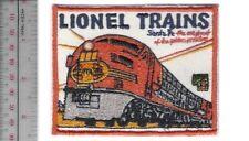 Vintage Model Train Co Lionel Trains Santa Fe 'Red Streak of the Golden Prairies