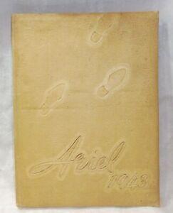 1943 Ariel, Yearbook of University of Vermont