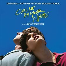 Original Soundtrack-Call Me By Your Name (2LP) (UK IMPORT) VINYL NEW