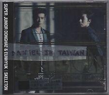 Donghae & Eunhyuk: Skeleton (2014) Japan Super Junior  / CD & DVD & CARD TAIWAN