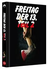 Freitag der 13. Teil 2 - Limited Collectors Edition Mediabook (Cover B)