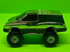 Hot Wheels 20th Anniversary Tall Ryder Chrome Van