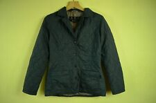BARBOUR _ WOMEN'S SPRING QUILTED JACKET RIVA QUILT GREY _ size 8 / 34