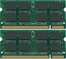 New 4GB 2x2GB PC2-5300 DDR2-667 200pin Sodimm Memory For iMac Mid 2007