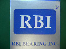 "RBI 1630-2RS Radial Ball Bearing 3/4"" Bore X 1-5/8"" OD X 1/2"" WIDE NEW IN BOX"