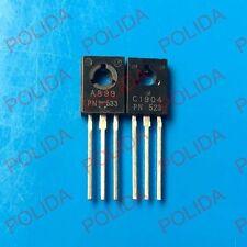 5pairs OR 10PCS Transistor FUJITSU TO-126 2SA899/2SC1904 A899/C1904