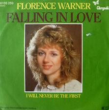 "7"" 1979 RARE! Florence Warner: Falling in Love/MINT -? \"