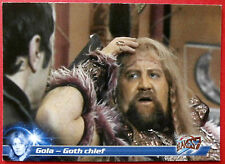 Terry Nation's BLAKE'S 7 - Card #50 - Gola, Goth Chief - Unstoppable Cards 2013