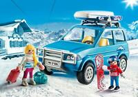 Playmobil #9281 Winter SUV - New Factory Sealed