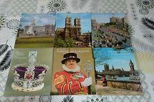 LOT 6 LIVRETS EN ANGLAIS WINDSOR BUCKINGHAM WESTMINSTER JEWELS CROWN