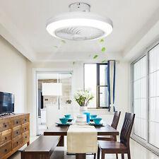 46Cm Led Ceiling Fan Light kit Color Change Lamp Dimmable + Remote Control 110V