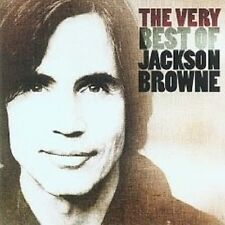 "JACKSON BROWNE ""THE VERY BEST OF"" 2 CD NEW+"