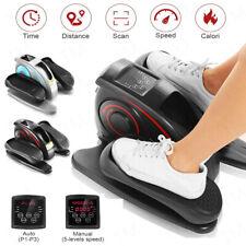 Upgrade Desk Electric Elliptical Machine Trainer,Under Desk Bike Pedal Exercise?