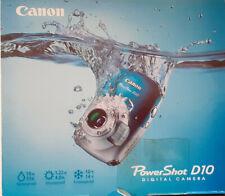 Unterwasserkamera Canon PowerShot D10 Digitalkamera