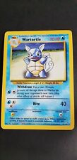 EXCELLENT! Wartortle (42/102) Base Set Pokemon Card. Rare! FAST & FREE P&P!