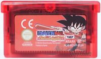 Jeu Dragon Ball Advanced Adventure - Compatible Game Boy Advance & SP & DS Lite