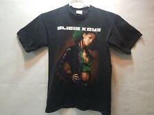 Vintage Alicia Keys 2002 Tour Shirt Sz M See pictures.