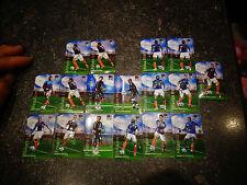 Lot d'Anciennes Magnets Equipe de France De Football Footballeur Carrefour