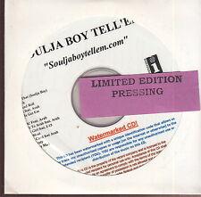 soulja boy limited edition cd new