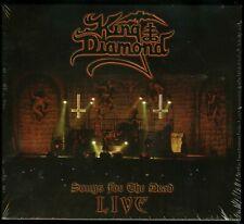 King Diamond Songs For The Dead Live 2 DVD + CD new digipack