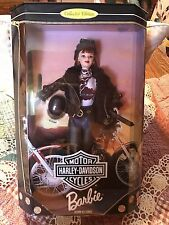 Harley Davidson Barbie Collector Edition