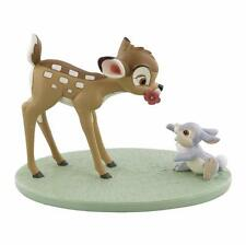 Disney Magical Bambi and Thumper Special Friends Figurine Boxed New DI190