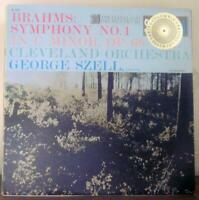 Brahms Sym No 1 Szell Cleveland Orch Columbia CSRP 1010 Stereo Special Products