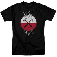 New Authentic Pink Floyd The Wall Hammers Adult T-shirt top S M L X 2X 3X 4X 5X