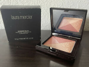 Laura Mercier Shimmer Bloc: Pink Mosaic. NEW IN BOX. HARD TO FIND