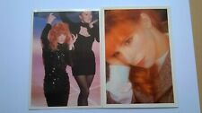 §§§ CARTE POSTALE MYLENE FARMER lot de 2§§§