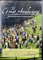 The Great Awakening Spiritual Revival in Colonial America NEW Christian DVD