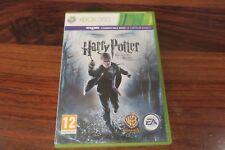 HARRY POTTER ET LES RELIQUES DE LA MORT  PREMIERE PARTIE    -----  pour XBOX 360