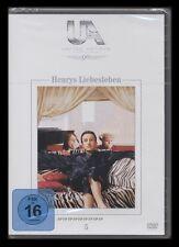 DVD HENRYS LIEBESLEBEN - PETER SELLERS + ANGELA LANSBURY + PAULA PRENTISS * NEU