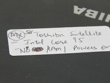 "Toshiba Satellite L50-B-07W 15.6"" Intel Core i5 Laptop Computer #MX56"