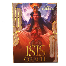 Isis Oracle by Alana Fairchild 44 Inspirational Cards with 220 Page Guidebook
